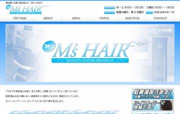 M's HAIR